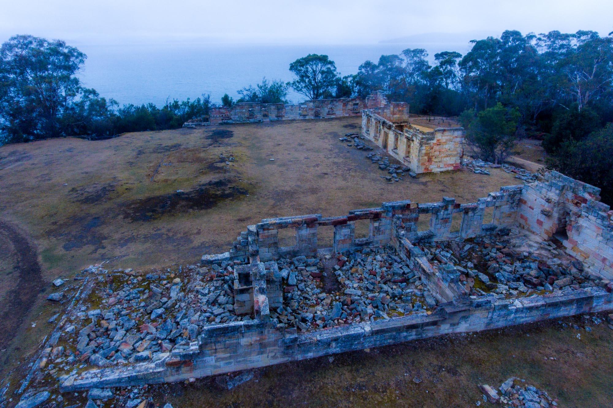 Coal Mines Ruins