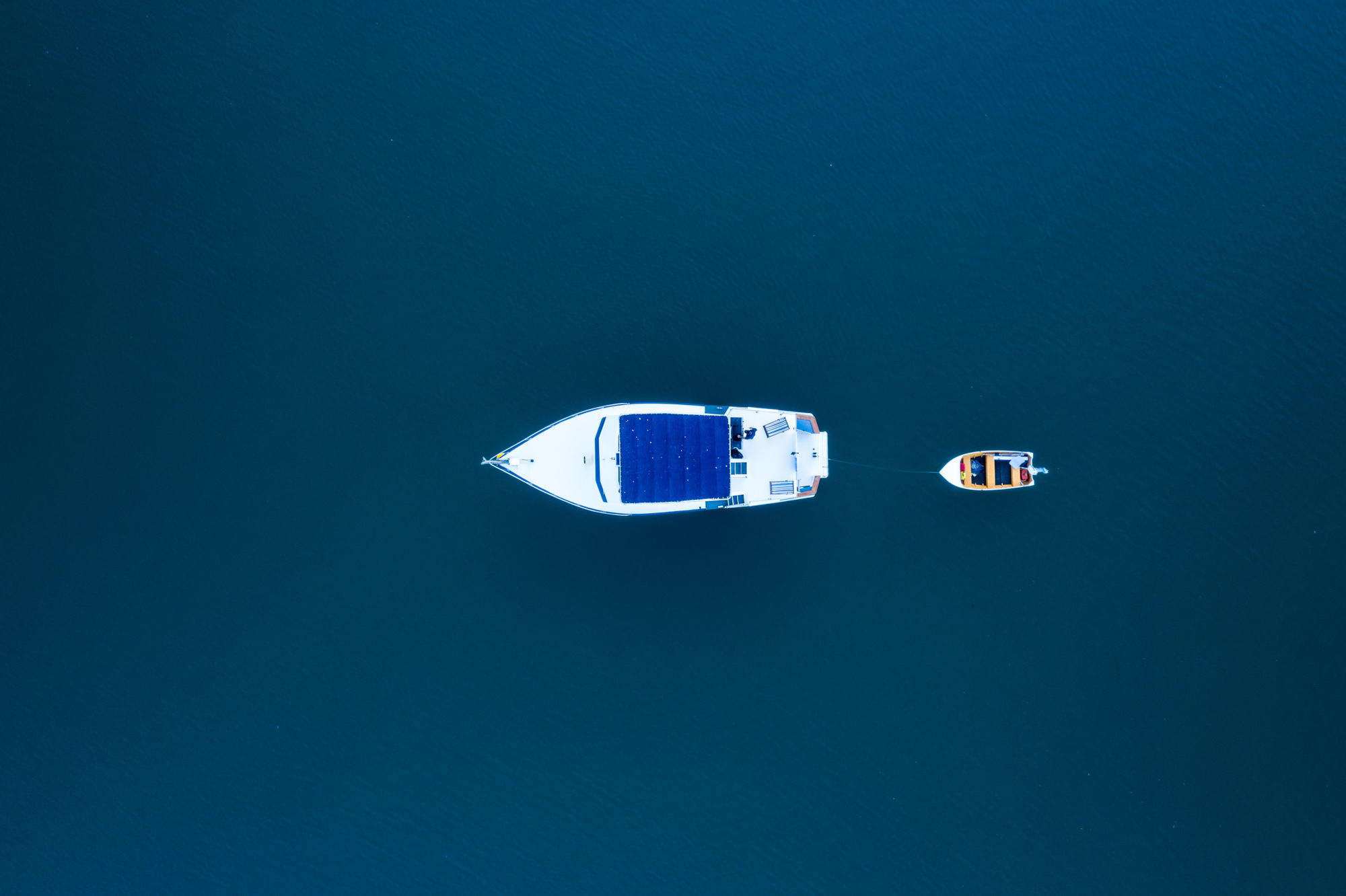 Boats From Above