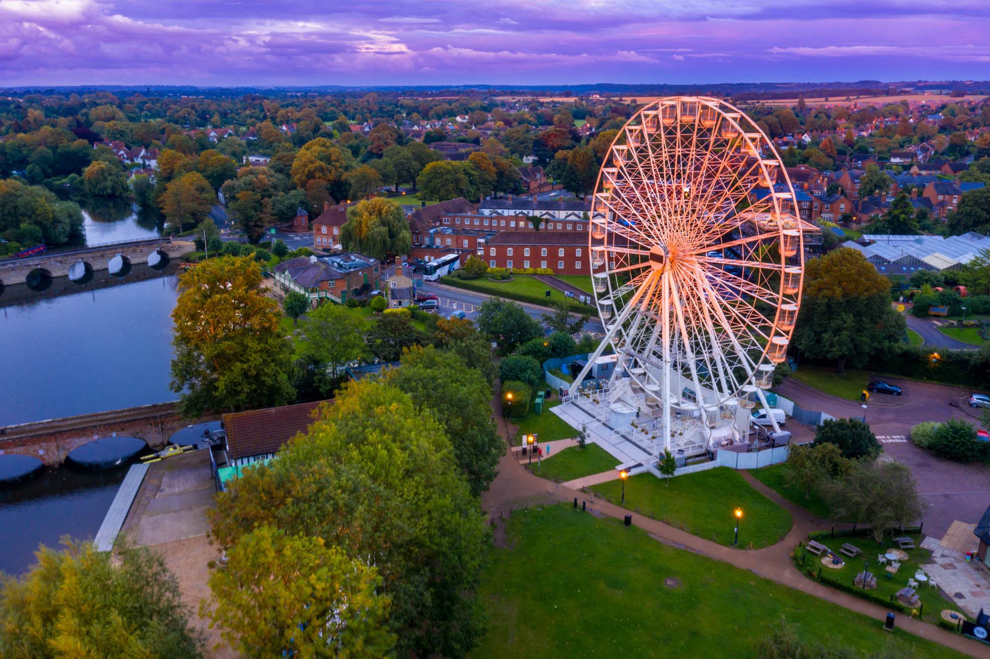 Stratford Ferris Wheel