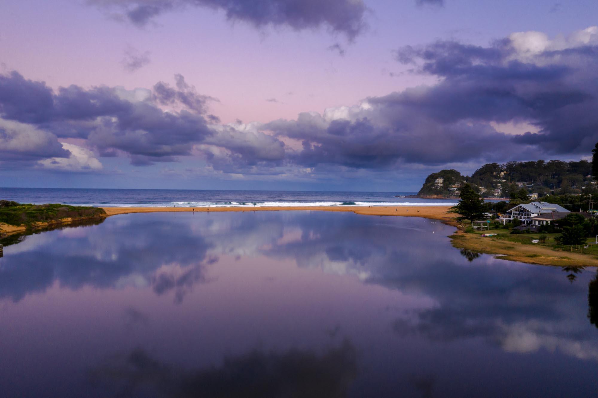 Purple Lagoon
